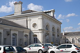 Image illustrative de l'article Gare de Limoges-Montjovis