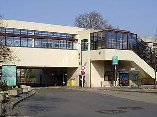 Lognes station