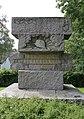 Gedenkstein für die Infanterie-Regimenter 84 von Manstein in der Neuwerkstraße, Schleswig - panoramio.jpg