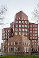 Gehry buildings Duesseldorf Neuer Zollhof 1 Unterbilk Duesseldorf Germany.jpg