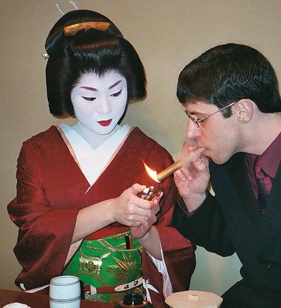 Geisha pics Nude Photos 29