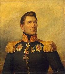 Portrait of Bogdan B. Helfreich (1776-1843)