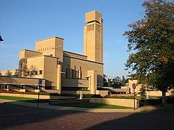 Raadhuis (urbodomo) de Hilversum