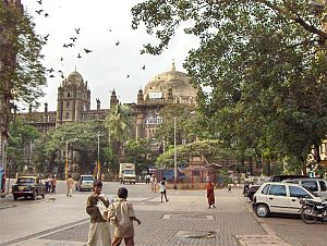 General Post Office (Mumbai) - Mumbai GPO