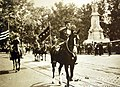 General Pershing on horse during Welcome Home Parade, Washington, D.C. (30061860432).jpg
