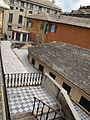 Genova, palazzo reale, terrazza 03.JPG