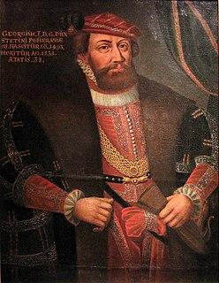 George I, Duke of Pomerania