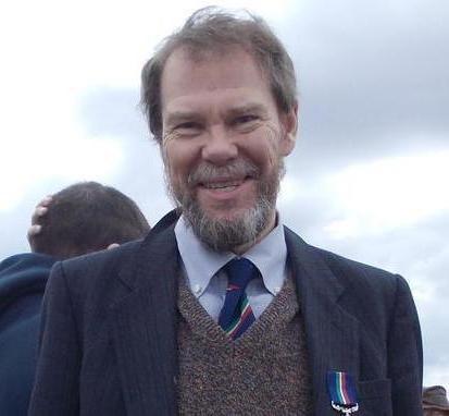 George Meegan Current Times Coat and Tie