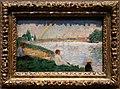 Georges seurat, arcobaleno, studio per i bagnanti ad asnières, 1883.jpg