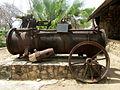 German Steam Engine left by the German troops near Madaba.jpg