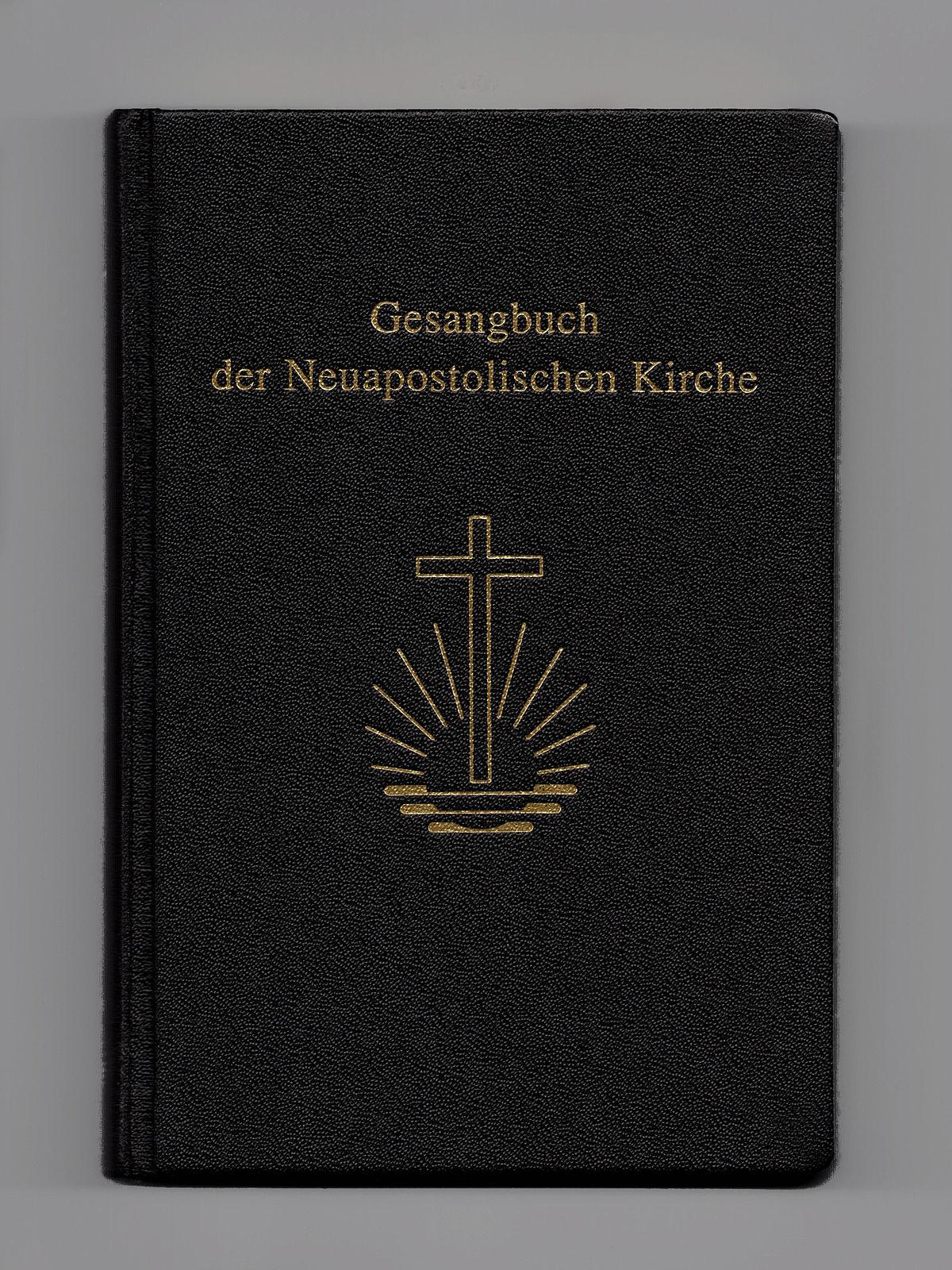Gesangbuch Kirche