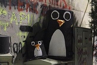 Media censorship and disinformation during the Gezi Park protests - Image: Gezi parkı 2013 06 08 (51)