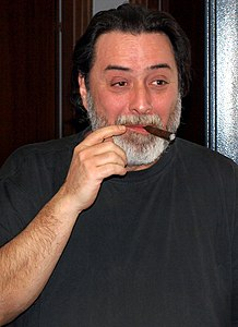 Gianni Maroccolo at Cortoons 2010.jpg