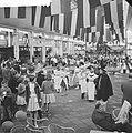 Gildefeest in de Rivierahal van Diergaarde Blijdorp te Rotterdam Baljuw de Gree, Bestanddeelnr 912-6074.jpg