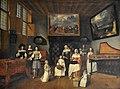 Gillis van Tilborgh (ca.1625–ca.1678) Familieportret KMSKB 29-01-2019.jpg