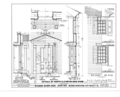 Gilman Garrison, Water and Clifford Streets, Exeter, Rockingham County, NH HABS NH,8-EX,2- (sheet 19 of 38).png