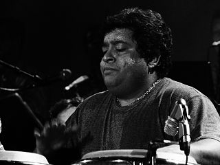 Giovanni Hidalgo Puerto Rican percussionist and music educator