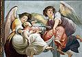 Giovanni da san giovanni, santa caterina trasportata dagli angeli, 02.JPG
