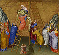 Giovanni di Paolo - The Descent from the Cross - Walters 37489C.jpg