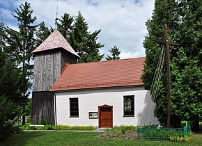 Glewice church side 2010-07.jpg