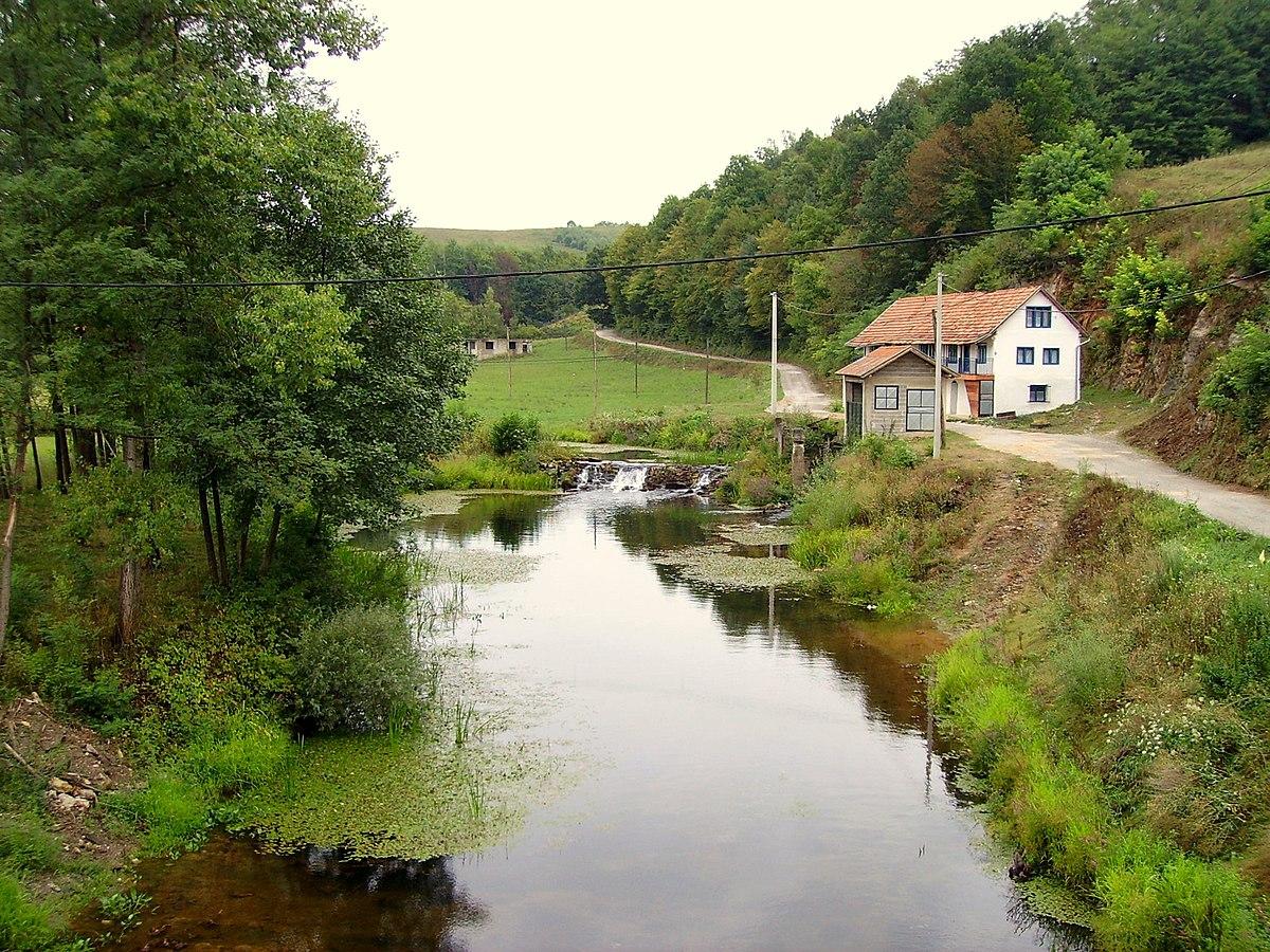 Glina (river) - Wikipedia