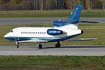 Global Jet, LX-GLD, Dassault Falcon 900EX (21112773750) (2).jpg