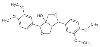 Gmelinol - Image: Gmelinol
