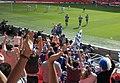 Goal celebration at Wembley - geograph.org.uk - 2404809.jpg