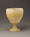Goblet Inscribed with the Names of King Amenhotep IV and Queen Nefertiti MET 22.9.1 EGDP013331.jpg