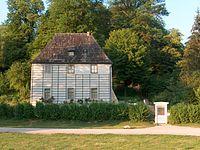 Goethe's garden house, Weimar