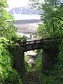 Going Up above first footbridge - May 2011 - panoramio.jpg
