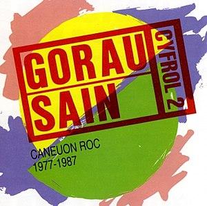 Sain - Album cover of Gorau Sain Cyfrol 2 (1987)