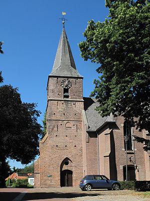 Gorssel - Reformed church