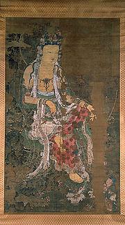 Goryeo-Avalokiteshvara-1310-kagami Jinjya Temple
