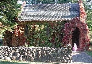 Uralla, New South Wales - All Saints' Church, Gostwyck, east of Uralla