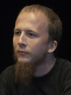 """Gottfrid Svartholm Swedish computer specialist, known as the former co-owner of the web hosting company PRQ and co-founder of the BitTorrent site """"The Pirate Bay"""""""