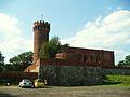 Gotycki zamek krzyżacki w Świeciu nad Wisłą.JPG