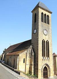 Gourdon (Lot) - Église des Cordeliers -1.JPG