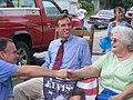Gov. Warner at the Local 675 Covington Labor Day Parade (235246058).jpg