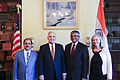 Governor Dayton Meets with Indian Ambassador Arun Kumar Singh (20106343148).jpg