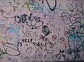 Graffiti wall Melbourne 2005.jpg