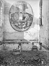grafmonument van joh. huybert, na de brand - burgh - 20045958 - rce