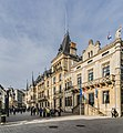 Grand Ducal Palace in Luxembourg City 04.jpg
