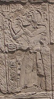 Shoshenq D Egyptian High Priest of Ptah