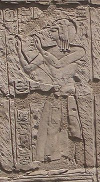 Image illustrative de l'article Sheshonq (grand prêtre de Ptah)