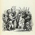 Grandville - Fables de La Fontaine - 05-19 . Le Lion s'en allant en guerre.jpg