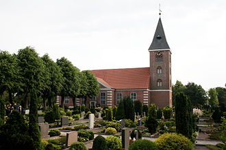 Grasberg - The Lutheran Church in Grasberg