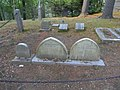 Grave of Nathaniel Hawthorne at Sleepy Hollow Cemetery.jpg