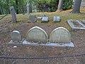 Grave of Nathaniel Hawthorne at Sleepy Hollow Cemetery.jpg