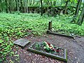 Graveyard with Air Force Bunker at Rear - Wolfsschanze (Wolf's Lair) - Hitler's Eastern Headquarters - Gierloz - Masuria - Poland (27474054484).jpg